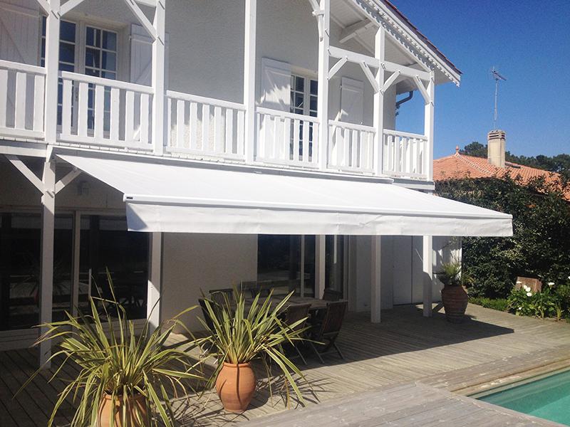 pose store maison villa Gironde